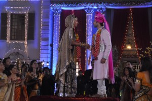 Aditya and Pankuri wedding from Pyaar Ka Dard Hai @ 10 pm mon to fri on STAR Plus