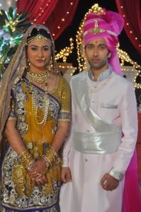 Aditya and Pankuri wedding from Pyaar Ka Dard Hai @ 10 pm  mon to fri on STAR Plus