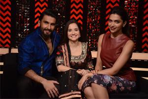 Ranveer-Singh,Anupama-Chopra&Deepika-Padukone