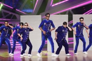 Kiku and Priyanka Performing with MJ-5 on Nach Baliye-6
