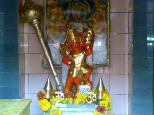Shri Hanumanji Gwalior
